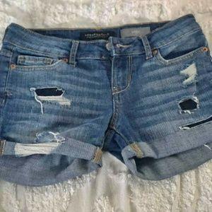 Lots of shorts